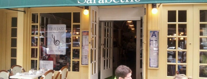 Sarabeth's West is one of UWS/Home.