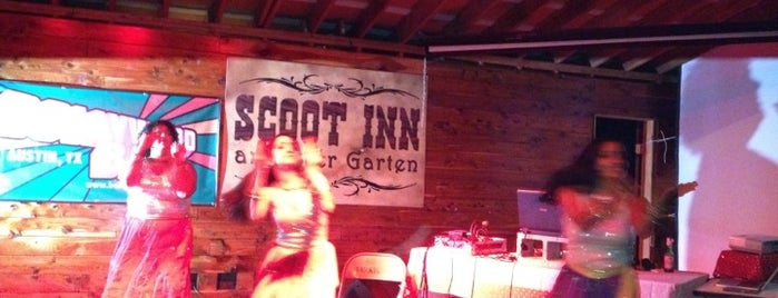 Scoot Inn is one of Austin Activities.