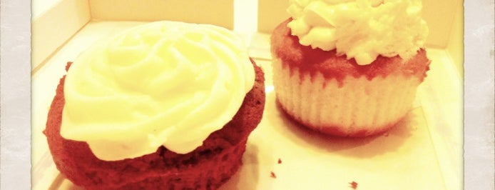 Cupcakes By Tish is one of Adventures in Dining: USA!.