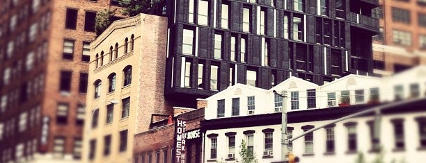 Meatpacking District is one of New York, New York.