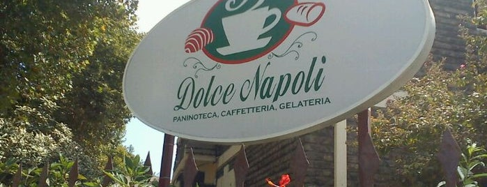 Dolce Napoli is one of Natalia Isabelさんの保存済みスポット.
