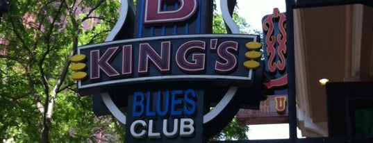 B.B. King's Blues Club is one of Gespeicherte Orte von Sasha.