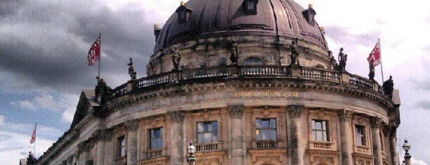Bode-Museum is one of Berlin, Germany.