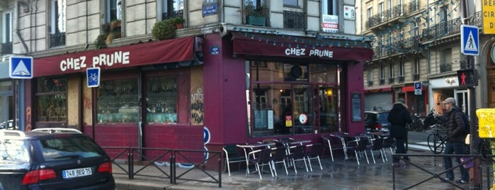 Chez Prune is one of Paris Tipsy !.