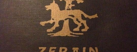 Restaurante Zerain is one of Best restaurants in Madrid.