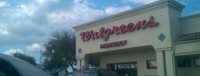 Walgreens is one of now.