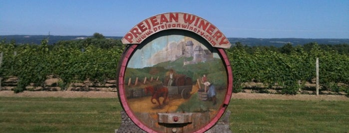 Prejean Winery is one of FNGR LX.