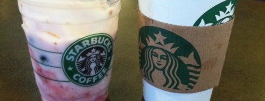 Starbucks is one of Locais curtidos por Vanessa.