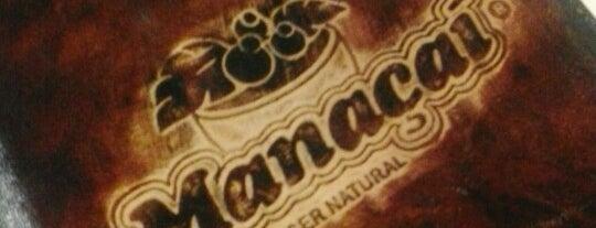 Manaçaí is one of Posti che sono piaciuti a Patrícia.