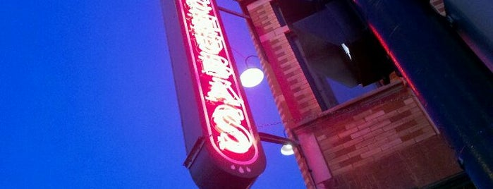 Schubas Tavern is one of Rock and Roll Chicago.
