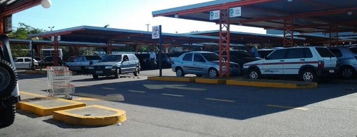Nordestão is one of ATM - Onde encontrar caixas eletrônicos.