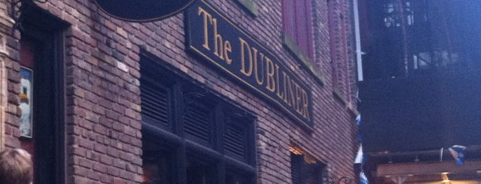 The Dubliner is one of East.