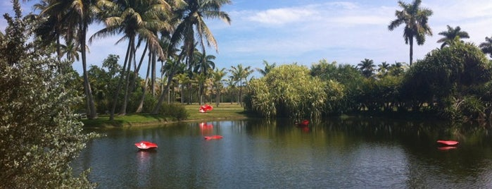 Fairchild Tropical Botanic Garden is one of Miami: history, culture, and outdoors.