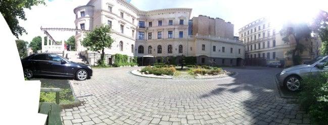 Europa Royale Hotel Riga is one of AtputasBazes.lv VOL 2.
