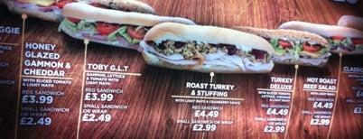 Toby Carvery Sandwich Express is one of Locais curtidos por Adam.