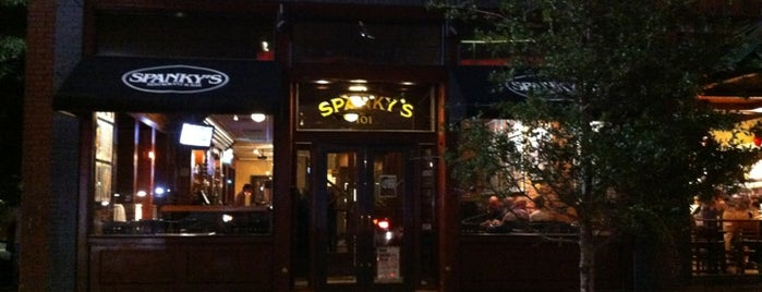 Spanky's Restaurant & Bar is one of Bar Hopping in the Thrill.