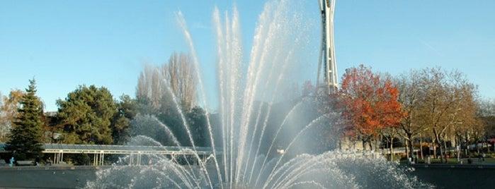 Seattle Center Pavillion is one of Lugares favoritos de Alberto J S.