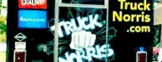 Truck Norris is one of LA/OC Food Trucks.