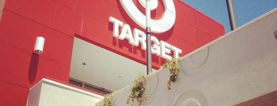 Target is one of Lugares favoritos de Peter.