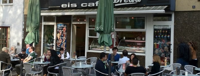 Eiscafé Breda is one of StorefrontSticker #4sqCities: Köln.