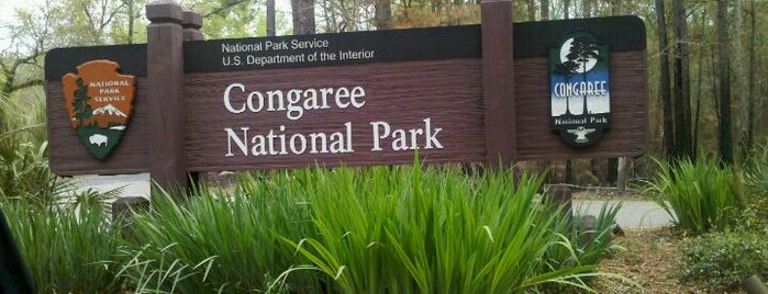Congaree National Park is one of National Parks.