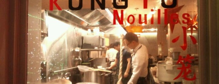 Kung Fu Nouilles is one of 'All You Can Eat' in Brussel.