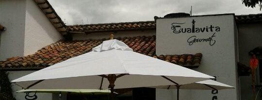Guatavita Gourmet Café is one of Restaurantes visitados.