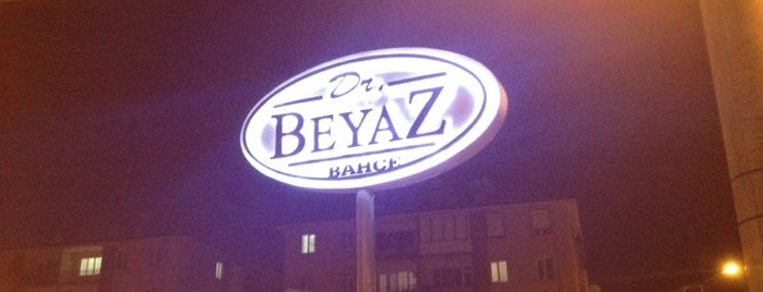 Dr. Beyaz Bahçe is one of Must-see seafood places in Eskişehir.