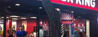 Burger King is one of Orte, die Asd gefallen.