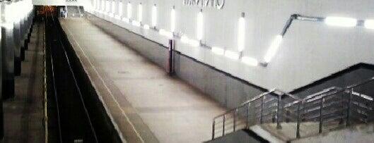 metro Myakinino is one of Locais curtidos por Ilya.