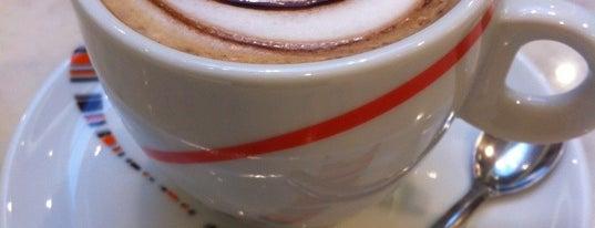 1 Café is one of CWB - Cafés.