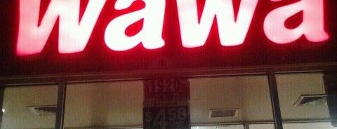 Wawa is one of Tempat yang Disukai K..