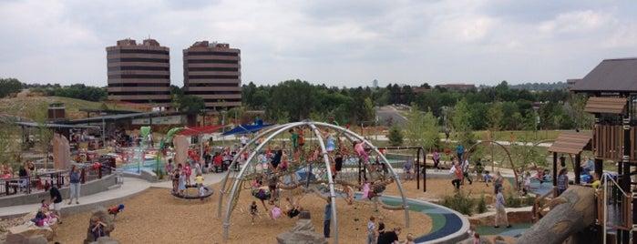 Centennial Center Park is one of Denver, CO.