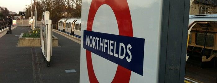 Northfields London Underground Station is one of Underground Stations in London.