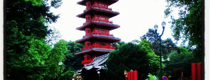 Tour Japonaise / Japanse Toren is one of Can 님이 좋아한 장소.