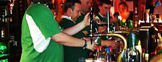 Irish Pub Wiesbaden is one of Tempat yang Disukai Eva.