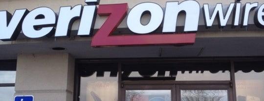 Verizon Wireless is one of Posti che sono piaciuti a Nathan.
