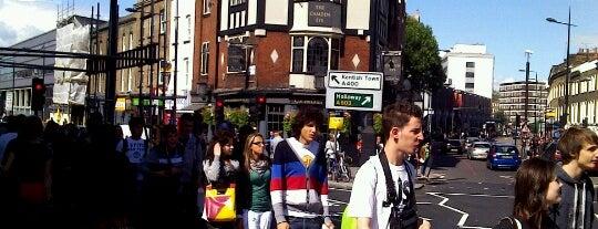 Camden Eye is one of Viagem.