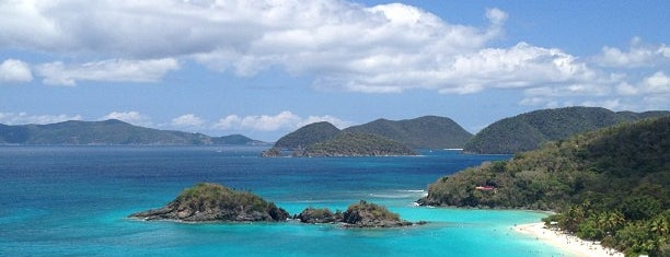 Trunk Bay is one of Love City List.