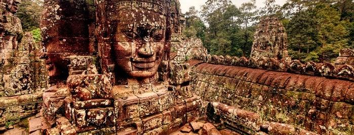 Ангкор-Ват is one of Antes de Morrer.