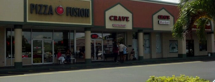 CRaVE Restaurant is one of Fort Myers.
