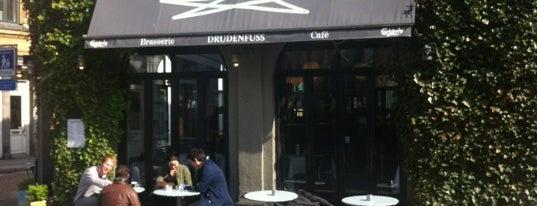 Café Drudenfuss is one of Locais curtidos por John.