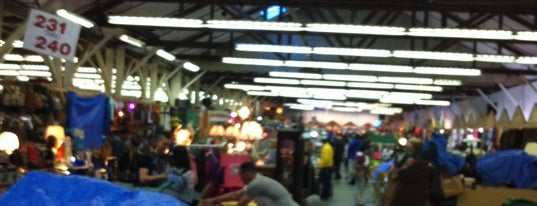 Vancouver Flea Market is one of Van City.