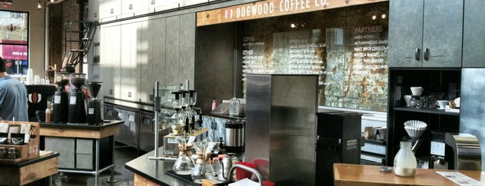 Dogwood Coffee Bar is one of Locais curtidos por Brooke.