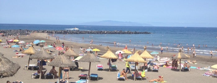Playa de Troya is one of Islas Canarias: Tenerife.
