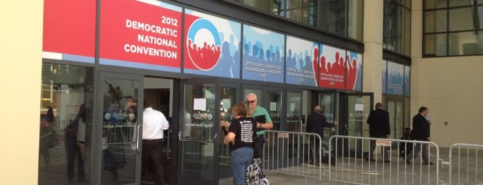 Charlotte Convention Center is one of TIME's Guide to the Democratic National Convention.