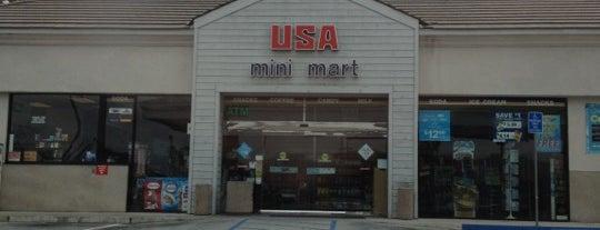 USA Gas is one of Locais curtidos por Joey.