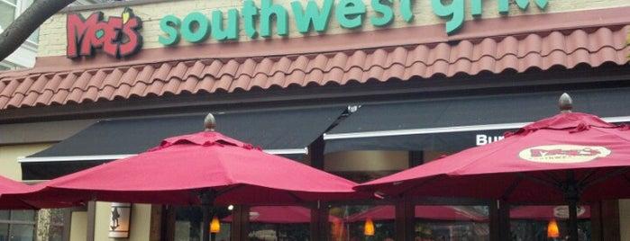 Moe's Southwest Grill is one of Pgh Eats'n'Drinks.