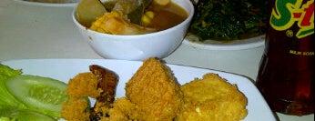 Ayam Kremes Kraton is one of favorite restaurant.