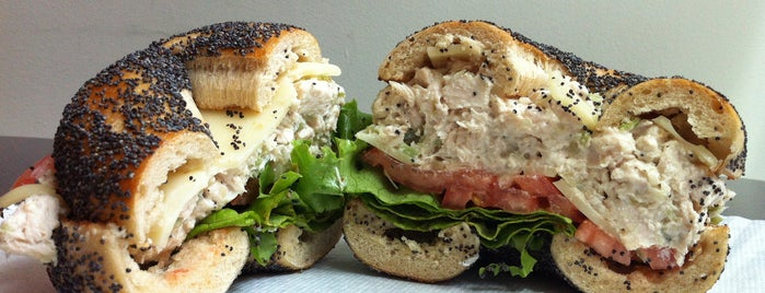 Brooklyn Water Bagel Co is one of Recently Reviewed Restaurants.